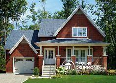Plan de maison no. W2594-V1 de dessinsdrummond.com
