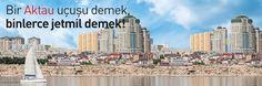 #Ucakbileti #Ucuzucakbileti - #Atlas-Jet, #Genel, #Kampanyalar, #Yurtdışı - Atlasjet Aktau Uçuşu - Jetmil Kampanyası - http://www.alobilet.com/genel/atlasjet-aktau-ucusu-jetmil-kampanyasi - Jetmilliler artık Kazakistan'ın liman kenti Aktau uçuşlarından da Jetmil kazanıyor. Siz de Aktau uçuşlarınızda check-in yaparken Jetmil kartınızı gösterin, jetmillerinizle uçmanın keyfini doyasıya çıkarın.  EkonomiPlus için 2.000 Jetmil* Business Class için