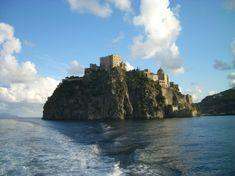 Castello Aragonese - Ishia