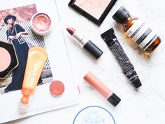 October 2016 Beauty Favourites.