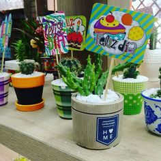 Detalles que enamoran! Deco, Planter Pots, Instagram Posts, Decor, Deko, Decorating, Decoration