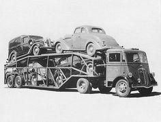 Old Vintage Cars, Vintage Trucks, Mack Trucks, Old Trucks, Antique Trucks, Antique Cars, Old Fashioned Photos, Mack Attack, Porsche
