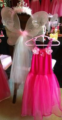 New Fabulous Fairy Princess Birthday Party. Now on Sale. Save $25 Plus 2 Free Guests! #fairyparty #princessparty #fairy #fairydress #fairywings
