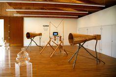 Owl Project: SoundLathe, Terra, Grizedale Arts Space 2011. Sound Sculpture, Sculptures, Sound Installation, Sound Art, Owl, Space, Furniture, Home Decor, Floor Space