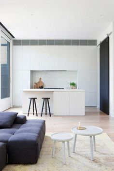 Elwood House by Robson Rak Architects & Made by Cohen, Melbourne   http://www.yellowtrace.com.au/elwood-house-robson-rak-architects/