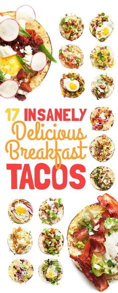 17 Breakfast Taco Combinations That Will Fix Anything That Is Wrong With Your Life