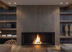 Rave Linear Fireplace