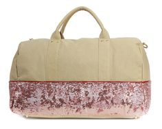 Koh Samui Weekend Duffle by Deux Lux for 150.00