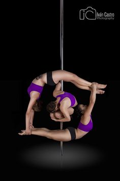 Pole fit. Triples. Love this with the third person @Kahemalani Jay we need to get right so we can do stuff like this