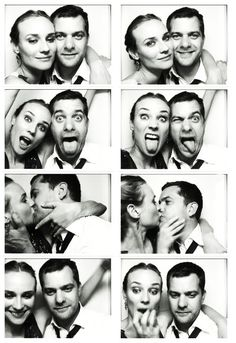 Diane Kruger and Joshua Jackson. Love them!