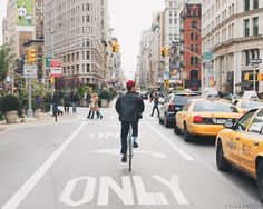 CycleAngelo - Ryan Giese, NYC, 2010