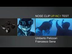 Maska a noseklip zároveň | SILENT TOUCH - kurzy freedivingu