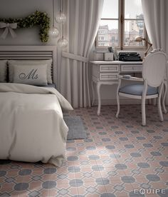 Equipe Caprice Deco Solstice Pastel Matt Flooring, House Design, Deco, Home, Interior, Wall And Floor Tiles, Tile Floor, Contemporary Rug, Home Decor