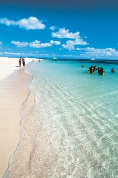 Go diving, snorkelling or just take a walk along the beach at Michaelmas Cay, Queensland, Australia. Photo: Peter Lik, courtesy of Tourism Queensland.