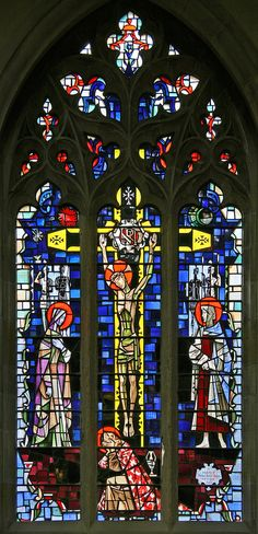 Crucifixion, St. Hilda's church, Whitby | Flickr - 相片分享!