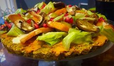 Falafel Tart recipe by Mrs Admin (mashuda) posted on 26 Feb 2019 . Recipe has a rating of by 2 members and the recipe belongs in the Vegetarian recipes category Indian Food Recipes, Real Food Recipes, Vegetarian Recipes, Ethnic Recipes, Red Pepper Hummus, Herb Salad, Falafels, Middle Eastern Recipes, Falafel