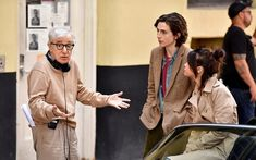 Woody Allen claims Timothée Chalamet denounced him to increase Oscar chances Woody Allen, Vin Diesel, Paul Walker, Usa Today, Best Actor Oscar, Mira Sorvino, Javier Bardem, Mia Farrow, Fast And Furious
