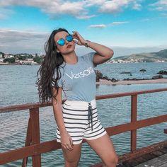 """d749281d950de Agatha Nogueira on Instagram  """"esse óculos azul espelhado da   hotseyewear oculos tem todo o meu coração 💙 Foi amor à primeira vista!"""