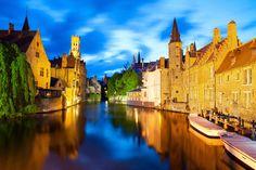 2 or 3nt Bruges & Eurostar