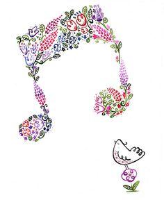 big notes by Wetpaint Design & Illustration, via Flickr