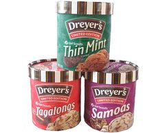 Dreyer's/Edy's Limited Edition Girl Scout Cookie Ice Cream Flavors | Serious Eats: Sweets