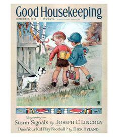 good housekeeping covers Vintage