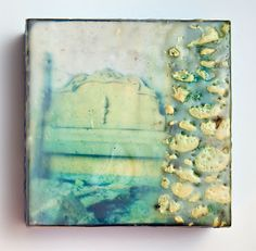 Some interesting encaustic techniques and ideas. Melissa Hall Art & Photography: Asheville Workshop