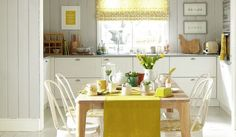 How to revive your kitchen without a complete refit Comfort And Joy, Hearth And Home, Diy Kitchen, Beautiful Homes, New Homes, Home And Garden, Interior Design, Table, House