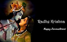 happy Janmashtami - Radhe Krishna