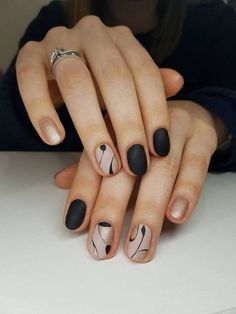 Marvelous Nails Colour Style Tips Ideas That Perfect For Women - Women of mystique and beauty are those who are usually known for nail art which is one of the most current trends in the world of fashion. A wide vari. Black Nail Designs, Colorful Nail Designs, Beautiful Nail Designs, Nail Art Designs, Pedicure Designs, Toe Nail Art, Toe Nails, Nail Deaigns, Coffin Nails