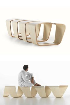Bench Furniture, Modular Furniture, Urban Furniture, Street Furniture, White Furniture, Cheap Furniture, Wooden Furniture, Furniture Plans, Furniture Design