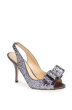 kate spade new york 'charm' slingback pump available at #Nordstrom