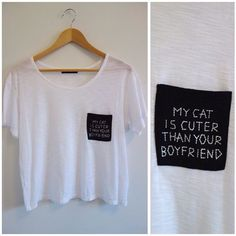 We are so obsessed with this tee!