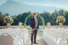 Live Saxofon in Verbindung mit erstklassig produzierten Backing Tracks schaffen einen exklusiven und abwechslungsreichen Hörgenuss. Bei standesamtlichen Trauungen, Empfängen und Gala Events. Saxophone Music, Table Decorations, Events, Live, Party, String Quartet, Harp, Marriage Life, Music Genre