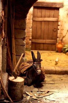 I Presepi di Francesco Aiello: Diorama storico spagnolo , Natività