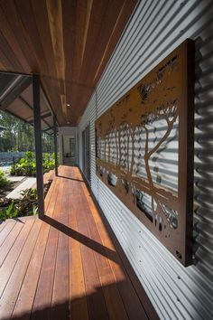 Melaleuca House by Sabi Design (via Lunchbox Architect)