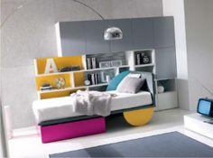 Il letto X-Bed... Arredamento per ragazzi o design da grandi?
