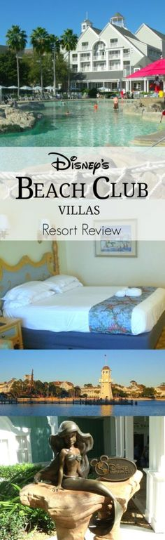 Originally published April 16, 2015 This past December I lucked out and grabbed a last minute one-night reservation at Disney's Beach Club Villas. I was