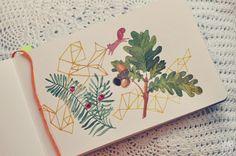 sketchbook by oanabefort, via Flickr