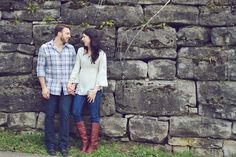 Beautiful Engagement Session in Downtown Nashville | Images by Amy Nicole Photography | Via Modernly Wed