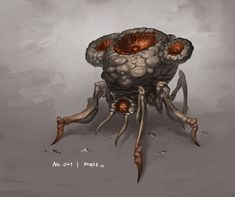 Monster No. 041 by Onehundred-Monsters on DeviantArt