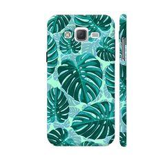 #Tropical #Leaf #Monstera #Pattern #Samsung #Galaxy J5 #Case designed by #BluedarkArt/ #Designer #Mobile #Cover – @Colorpur   https://www.colorpur.com/products/tropical-leaf-monstera-pattern-samsung-galaxy-j5-case-artist-bluedarkart   @colorpur