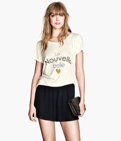 H&M Pantalones cortos plisados 19,95 €