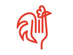 Restaurant logo by Taylor Dolan