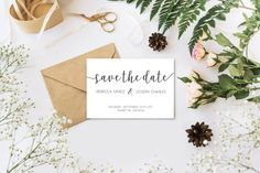 Save the Date, Custom Save the Date, Wedding Save the Date, Printable Save the Date, Wedding Invitations, Save the Date Cards