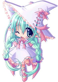 Mylittleblog: Cute chibi anime pictures