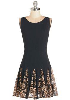 From Here to Flare Dress | Mod Retro Vintage Dresses | ModCloth.com