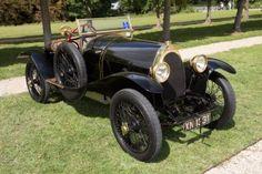 Bugatti Type 18 Labourdette Torpedo 'Black Bess' – 1913