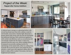 #ProjectOfTheWeek Naperville Home Addition
