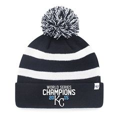 ce8b13469cc Kansas City Royals Cuffed Knit Hats National League